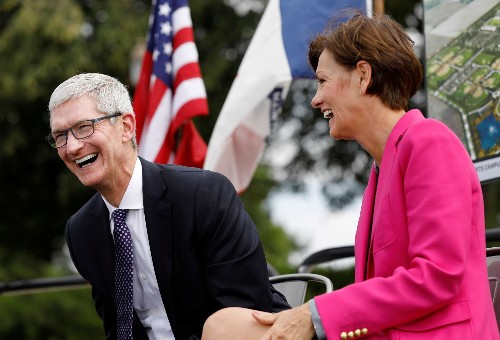 Apple to build Iowa data center, get $207.8 million in incentives