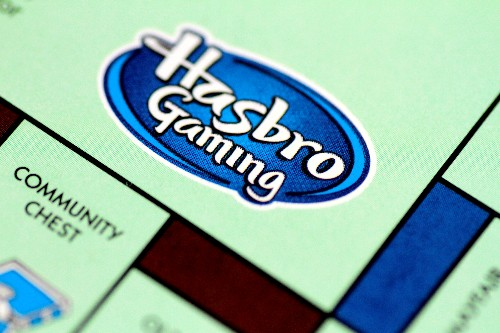 Toymaker Hasbro's quarterly revenue tops estimates