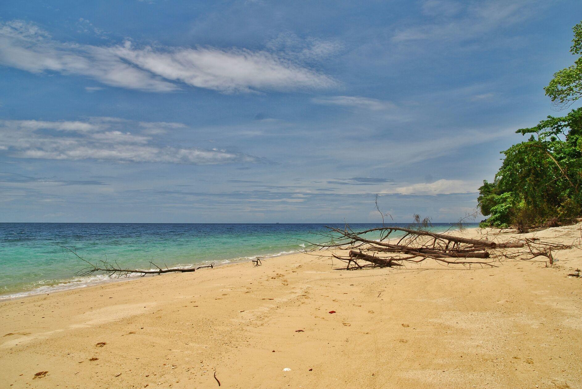 Koh Kradan Beach