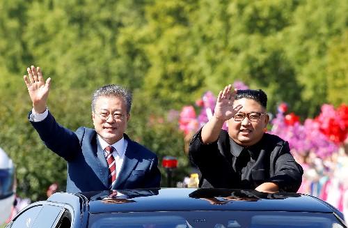 U.S. announces first new North Korea sanctions since failed summit