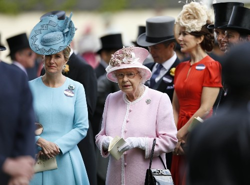 Royalty at Royal Ascot: Pictures