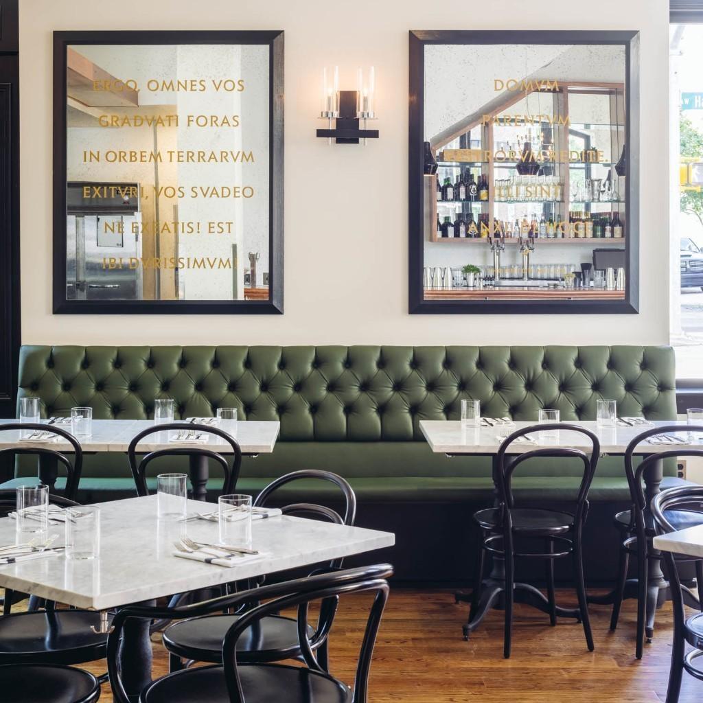 Food & Wine Restaurants of the Year 2016