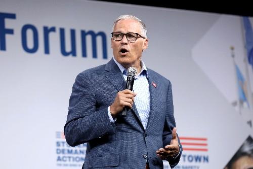 Washington Governor Inslee withdraws bid for U.S. Democratic presidential nomination
