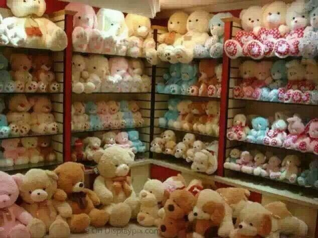 A Teddy Bear Is Like A FriendYou Hug It, And Cry To It WhenYou Are Sad You Talk To It WhenYou Feel Alone! It Doesnt MatterWhat Color, Size Or ConditionIts In, Its There For You NoMatter What. Teddy Bear Day..