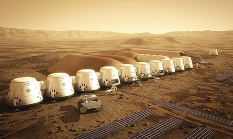 Why we want to spend the rest of our lives on Mars