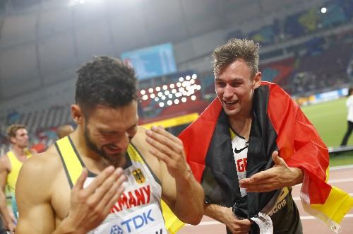 Germany's Kaul wins thrilling decathlon battle