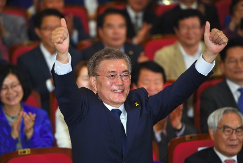South Korea Elects New President: Pictures