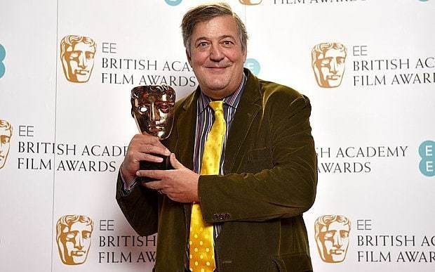 """Stephen Fry """"astonished"""" by reaction to his tirade about God"""