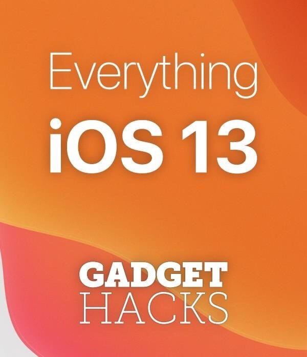 Everything iOS 13 - cover