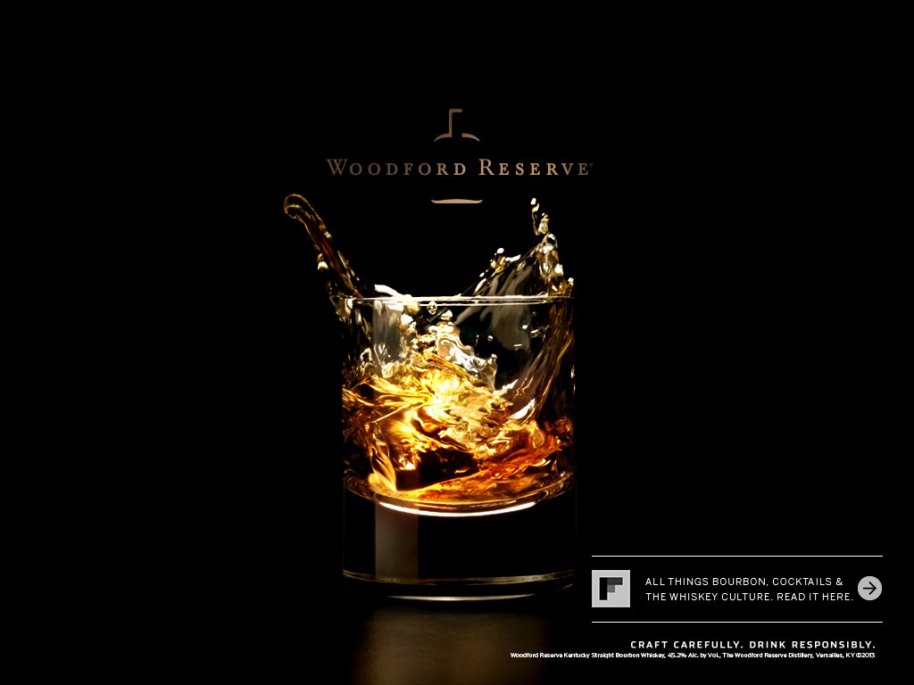 What Worked: Woodford Reserve's Craft Bourbon