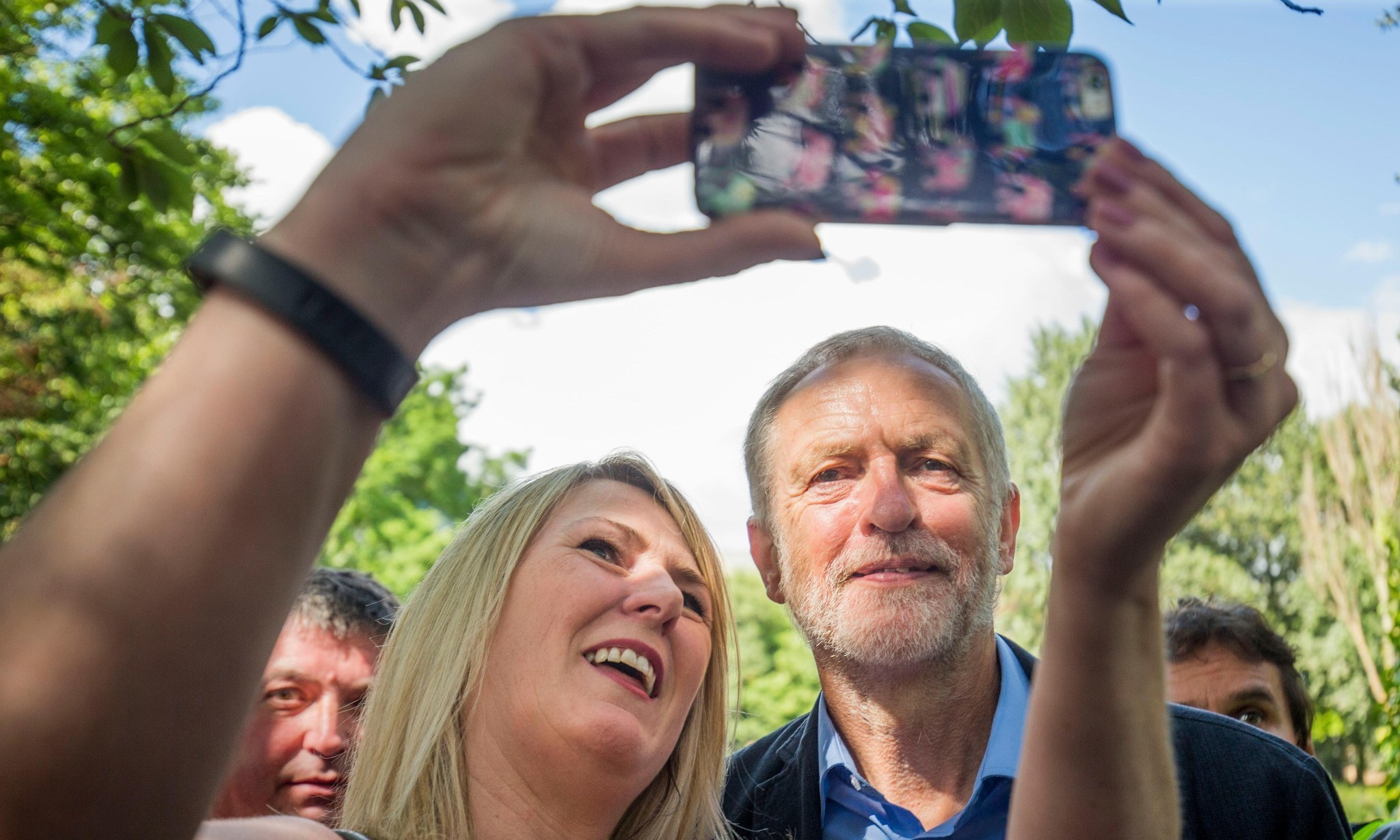 Jeremy Corbyn's Labour opponents should accept that their failures created him