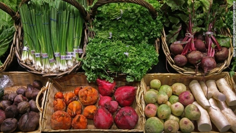 Carroll: Is organic food better for you?