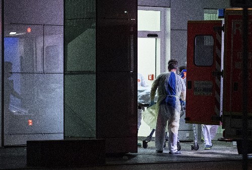 German with virus in grave condition; Austria probes death