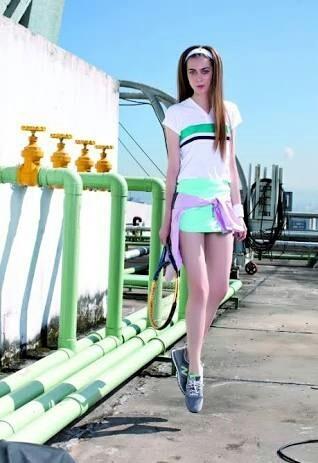 Moda Esportiva - Magazine cover