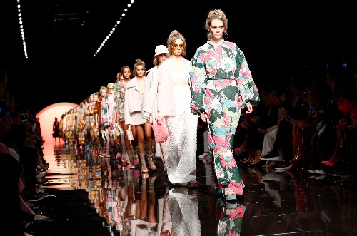Armani sees airy spring for Emporio line, Fendi picks earthy tones in Milan