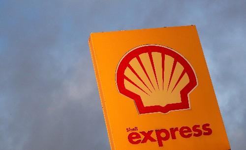 Greenpeace activists climb Shell North Sea platform saying 'clean up you mess'
