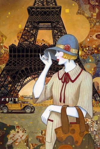 PARIS.😁 - Magazine cover