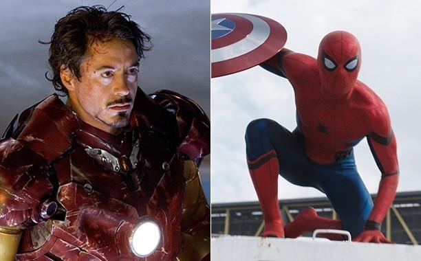 Iron Man joins new Spider-Man film