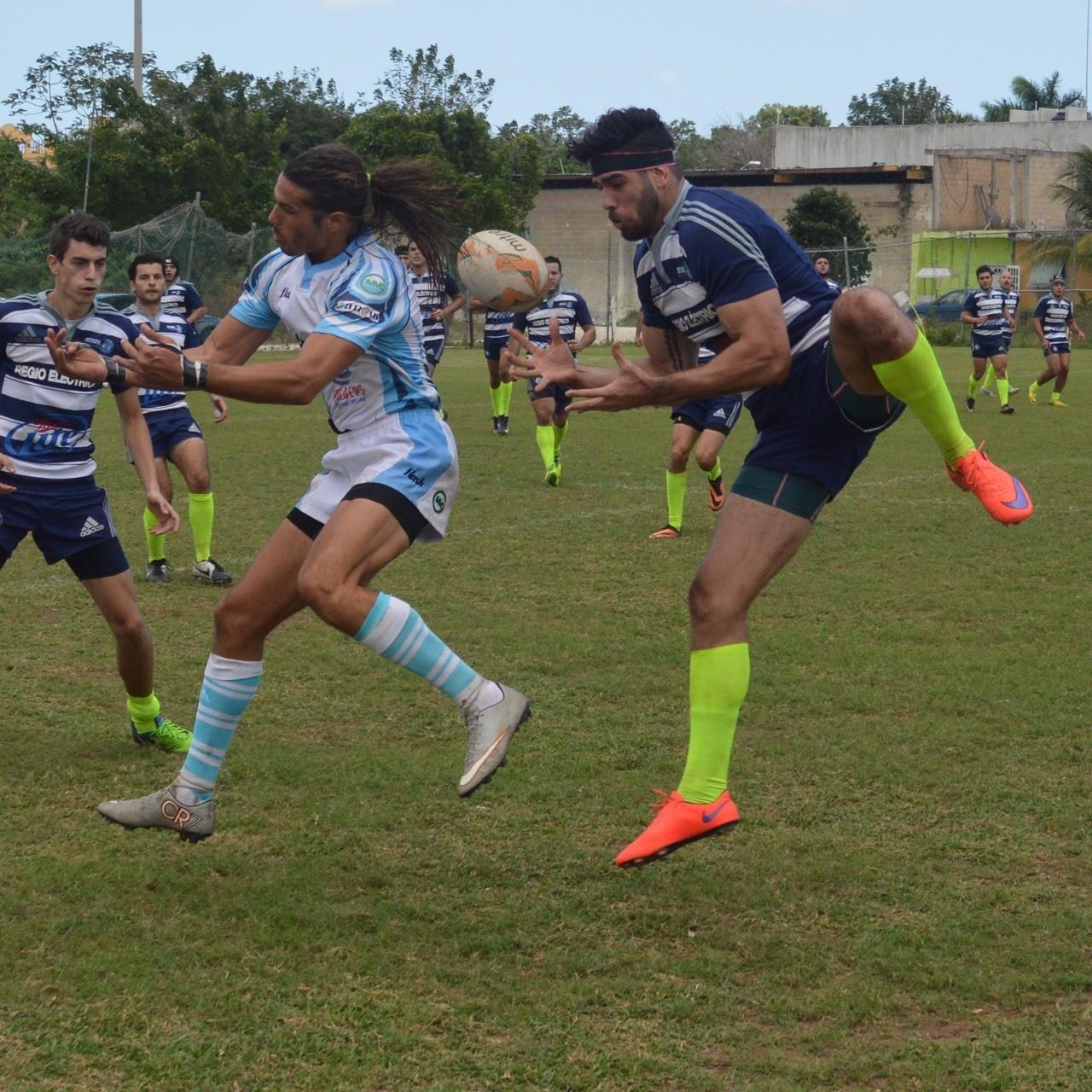 Cancun Hammerheads Rugby Dance v Cumiyais Monterrey Rugby Club in the FMRU Campeonato Nacional Semi Final - 12th March 2016 #cancunhammerheads #cumiyaisrugby