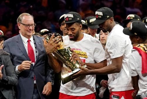 NBA: List of NBA Finals MVP winners