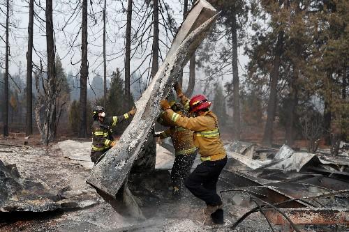 California wildfire survivors face new challenge: rebuilding