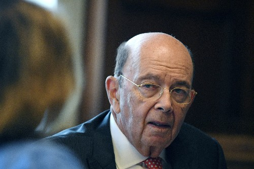 Supreme Court temporarily halts Ross questioning in census suit