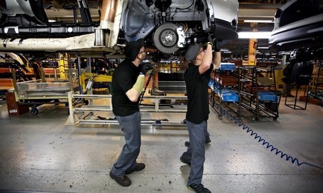 UK manufacturing sector strengthens in June