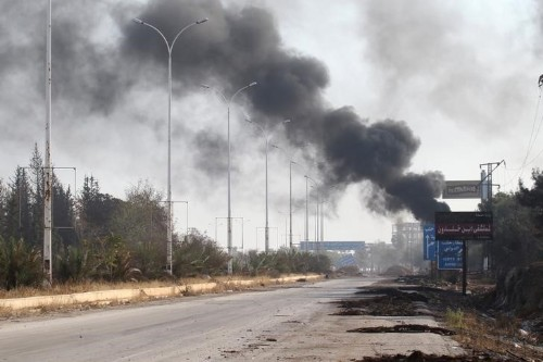 Syrian army says rebel bombardment of Aleppo killed 84 in three days