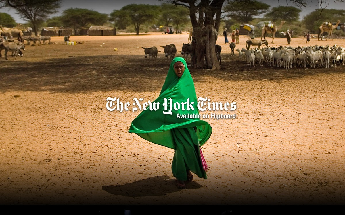 The New York Times Arrives on Flipboard for Android