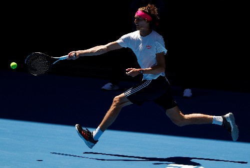 Tennis: Zverev searching for Grand Slam 'mentality' in Melbourne