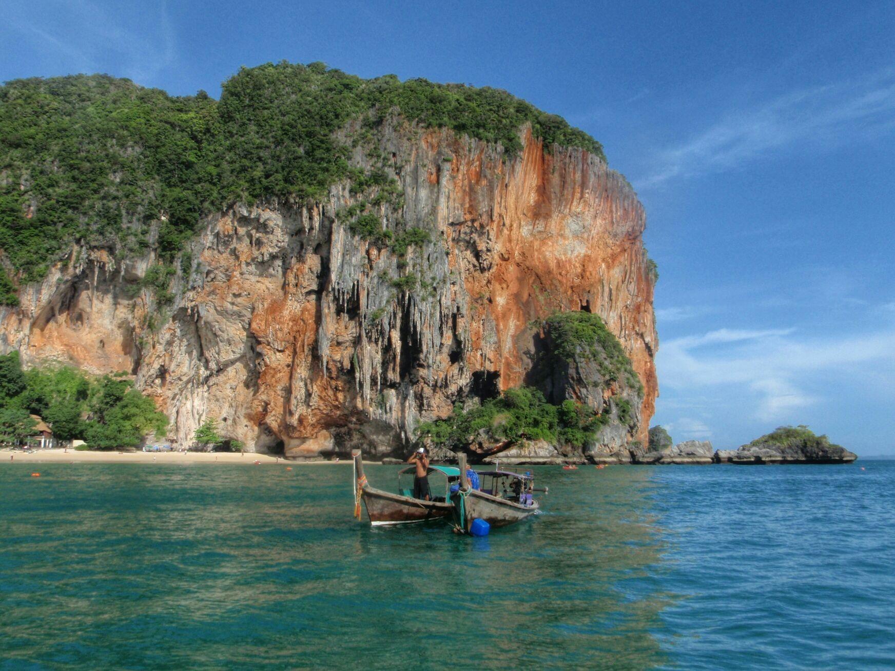 Thailand Explorer: Krabi Beaches
