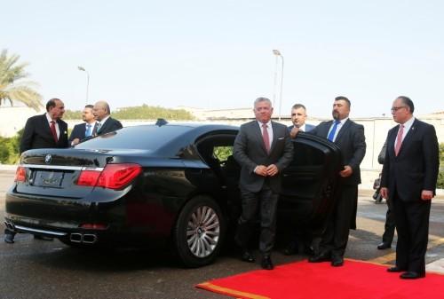 Jordan, France, Iran follow Pompeo to Baghdad, Le Drian announces loan