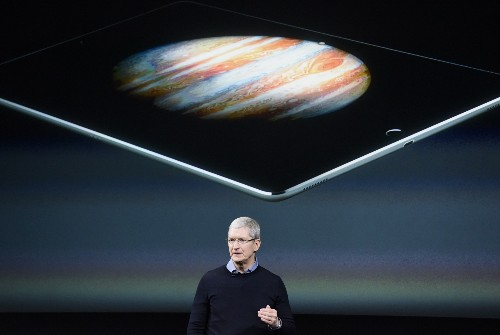 Apple Unveils New Products: Pictures