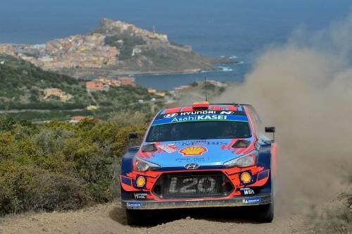 Sordo s'impose sur le Rallye de Sardaigne