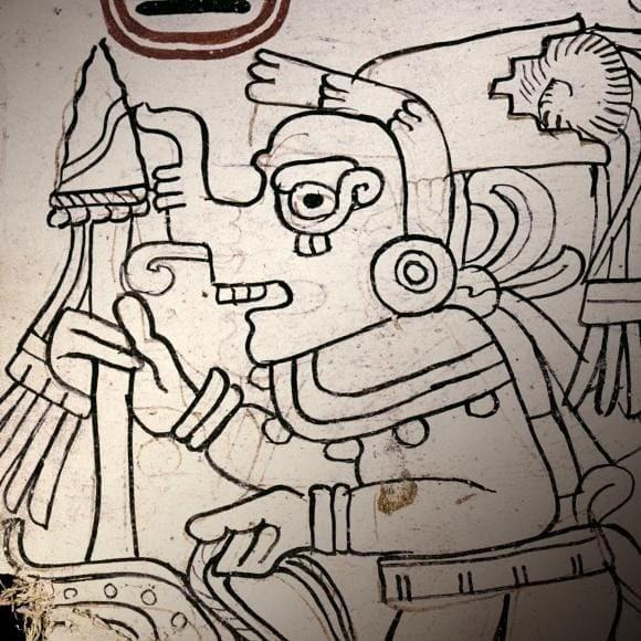 Once dismissed as fake, Maya calendar is Americas' oldest manuscript say Brown University scientists