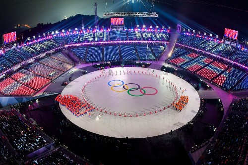 Let the Games Begin in PyeongChang: Pictures