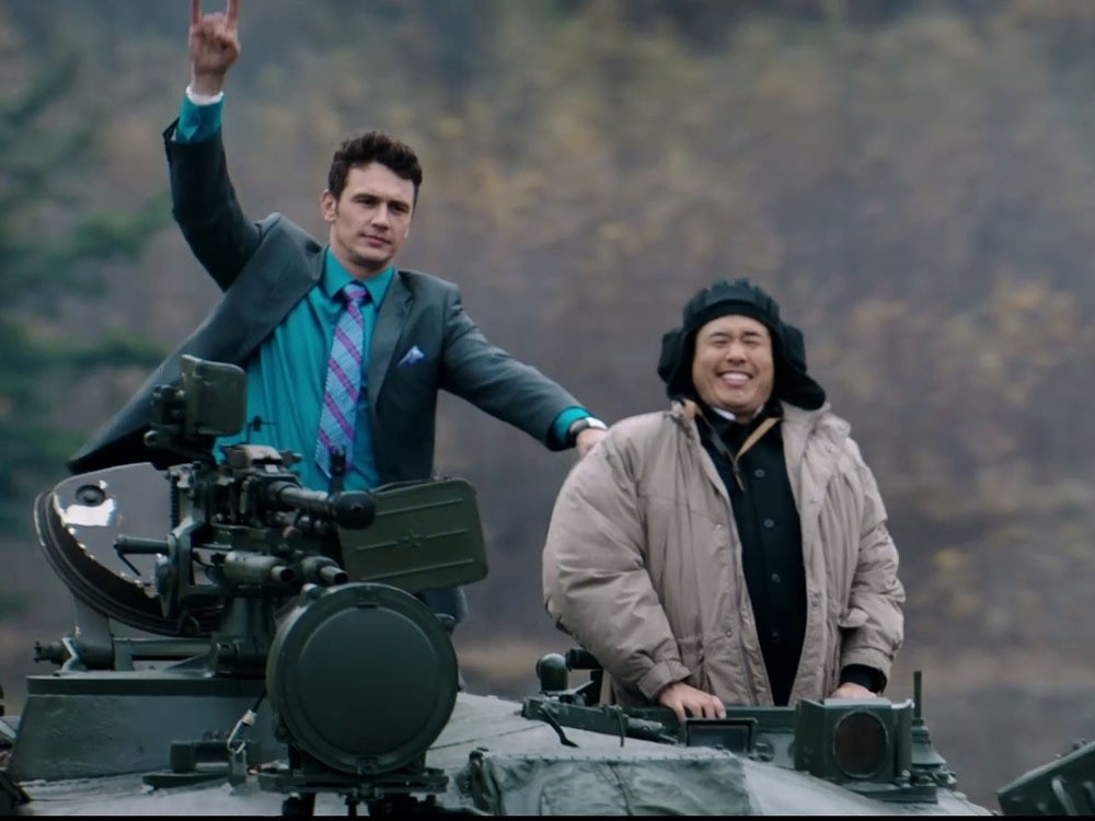 Sony: 2 million people have streamed The Interview