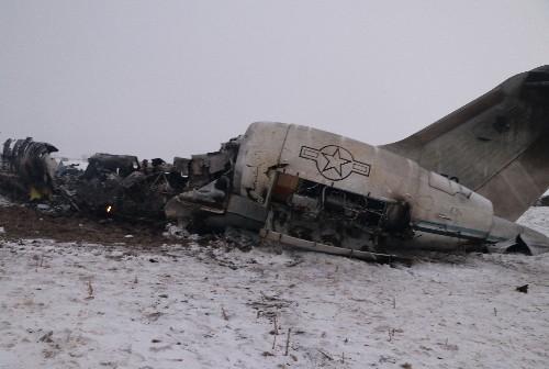 Taliban repel Afghan forces' bid to reach U.S. plane crash site