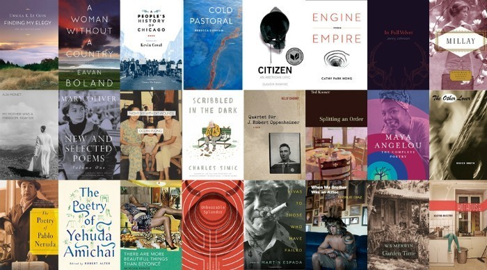 Celebrate Poetry Month: 28 Breathtaking Poetry Books to Read Now