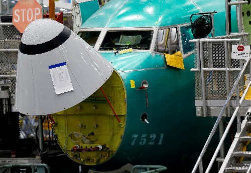 Exclusive: FAA says identifies new potential risk on 737 MAX