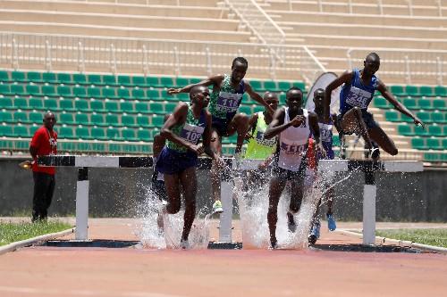 Athletics- Kenyan trials too hot for Kipruto