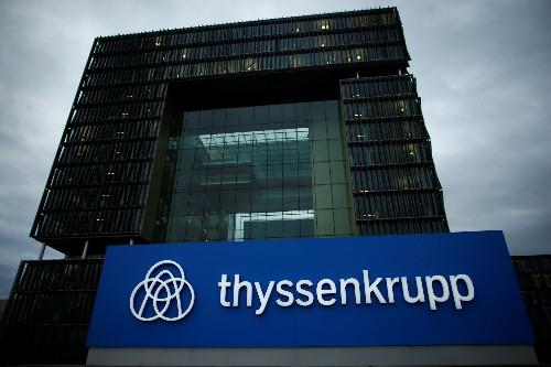 Thyssen/KlöCo-Gespräche beflügeln Traum von der Deutschen Stahl AG