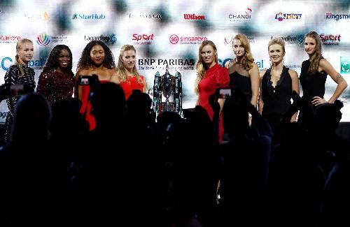 Tennis: WTA Finals - player profiles