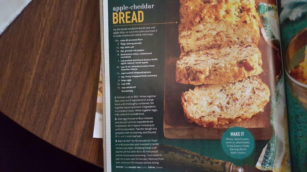 Breads - Magazine cover