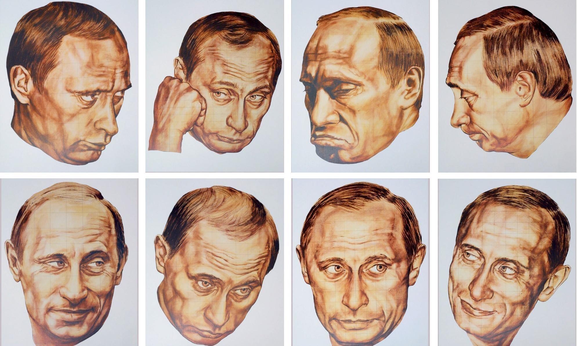 Killer, kleptocrat, genius, spy: the many myths of Vladimir Putin