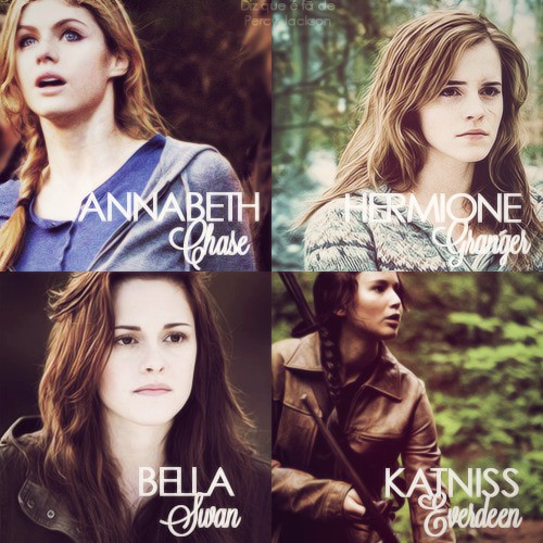 <3 Katniss Everdeen <3
