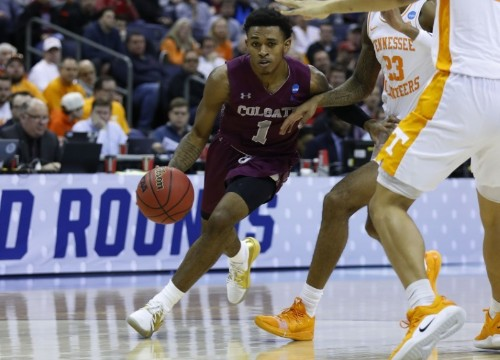 Tennessee holds off stubborn No. 15 seed Colgate