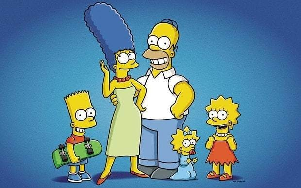 25 things you never knew about The Simpsons