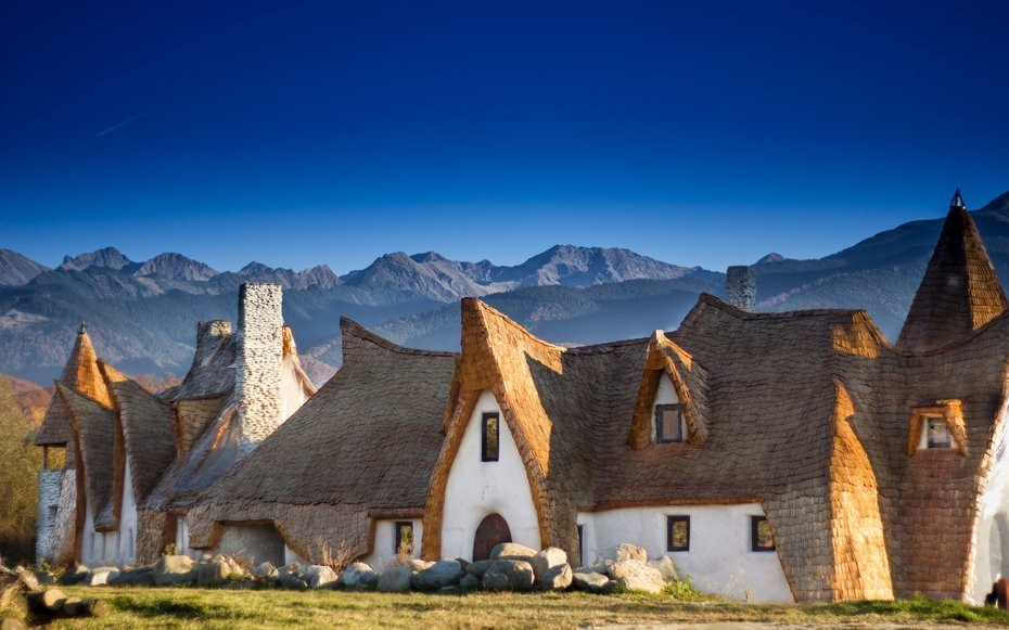This Storybook Hotel in Romania Will Bring Fairy Tales to Life