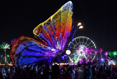 Coachella Weekend 1 in Pictures